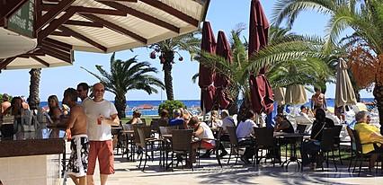 Hydros Club Hotel Yeme / İçme
