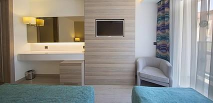 İdaş Otel Oda