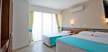 İdaş Park Hotel Oda