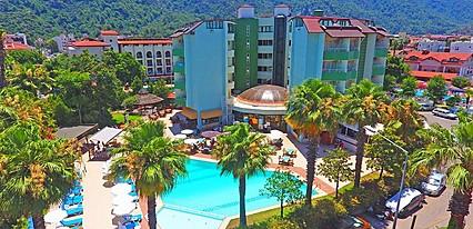 İdaş Park Hotel Genel Görünüm