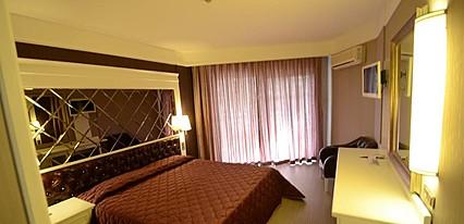 İdeal Pearl Hotel Oda