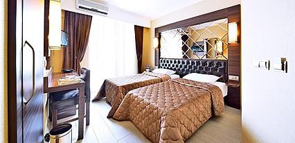 İdeal Piccolo Hotel Oda