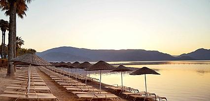 İdeal Prime Beach Havuz / Deniz