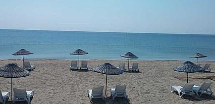 İğneada Motel Havuz / Deniz