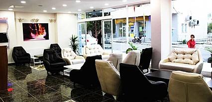 İğneada Parlak Resort Hotel Genel Görünüm
