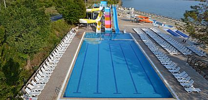 İğneada Resort Hotel & SPA Havuz / Deniz