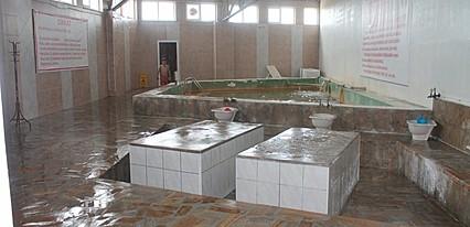 Ihlara Termal Otel Havuz / Deniz