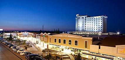 Ikbal Thermal Hotel & Spa Genel Görünüm