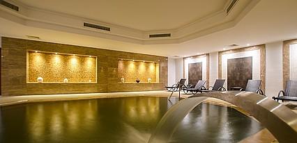 Ikbal Thermal Hotel & Spa Havuz / Deniz