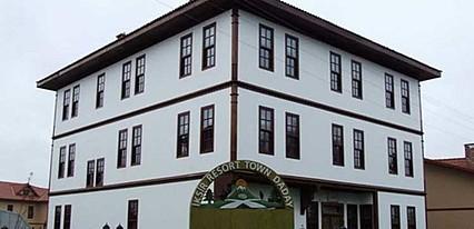 İksir Resort Town Hotel Genel Görünüm