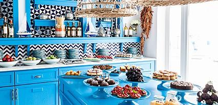 IL Riccio Beach House Yeme / İçme
