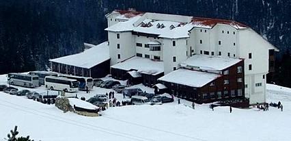 Ilgaz Doruk Hotel Genel Görünüm