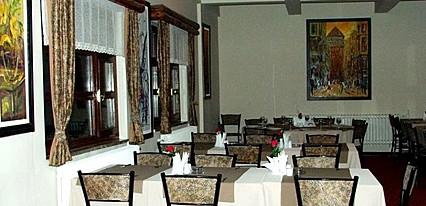 Ilgaz Doruk Hotel Yeme / İçme