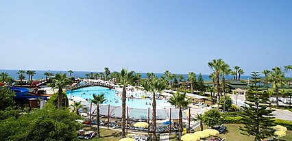 Incekum Beach Resort Genel Görünüm