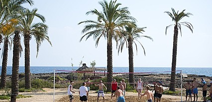 Incekum Beach Resort Havuz / Deniz