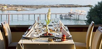 Incekum Beach Resort Yeme / İçme