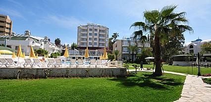 İncekum Su Hotel Genel Görünüm