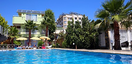 İncekum Su Hotel Havuz / Deniz