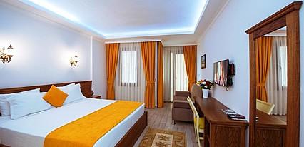 Infinity City Hotel Oda