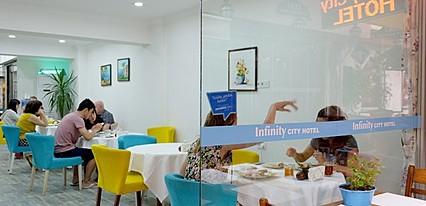 Infinity City Hotel Yeme / İçme