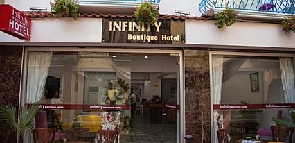 Infinity City Hotel Genel Görünüm