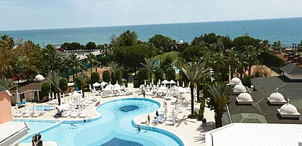 İnsula Resort & Spa Hotel Havuz / Deniz