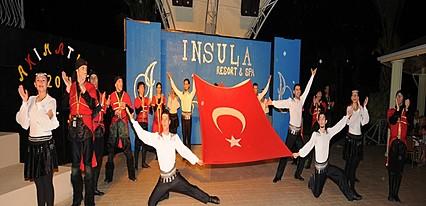 İnsula Resort & Spa Hotel Genel Görünüm