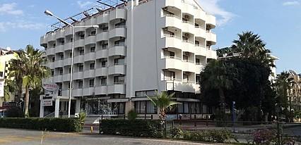 İntermar Hotel Genel Görünüm