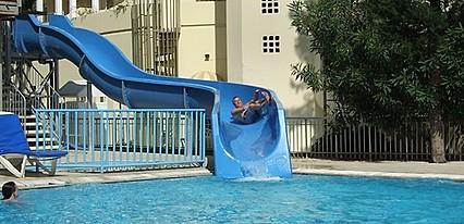 İntermar Hotel Havuz / Deniz