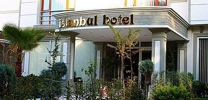 İstanbul Hotel Sapanca Genel Görünüm