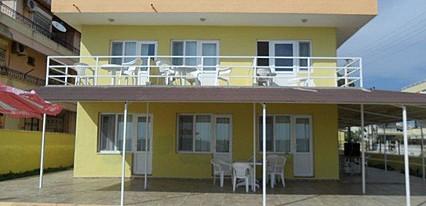 Istanbul Sahil Motel Genel Görünüm