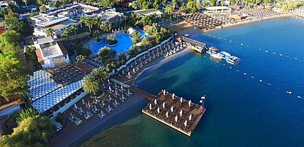 Izer Hotel Beach Club Genel Görünüm
