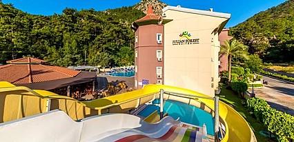 Julian Forest Suites Havuz / Deniz