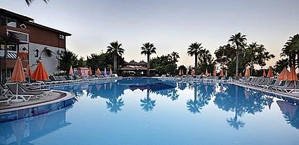Justiniano Club Alanya Hotel Havuz / Deniz