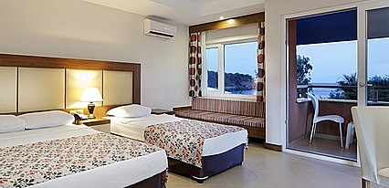 Justiniano Club Alanya Hotel Oda