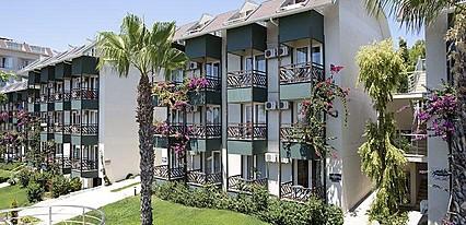 Justiniano Club Alanya Hotel Genel Görünüm