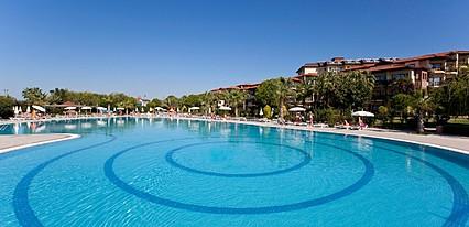 Justiniano Club Park Conti Otel Havuz / Deniz