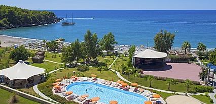 Justiniano Deluxe Resort Hotel Genel Görünüm