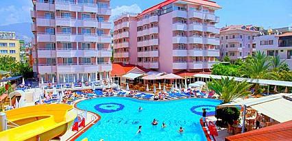 Kahya Hotel Kleopatra Havuz / Deniz