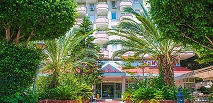 Kahya Hotel Kleopatra Genel Görünüm
