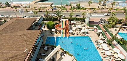 Kaila Beach Hotel Genel Görünüm