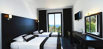 Kalamar Hotel Oda