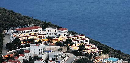 Kalamar Hotel Genel Görünüm