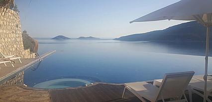 Kalamar Hotel Havuz / Deniz