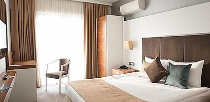 Kalinda Inn Hotel Oda