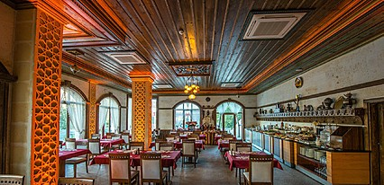 Kapadokya Hill Hotel & Spa Yeme / İçme