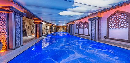 Kapadokya Hill Hotel & Spa Havuz / Deniz