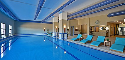 Karinna Hotel Convention & Spa Havuz / Deniz