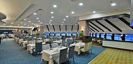 Karinna Hotel Convention & Spa Yeme / İçme