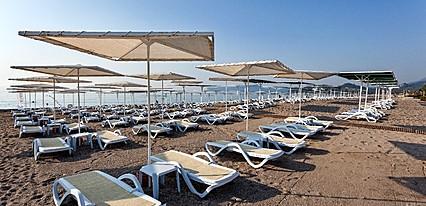 Karmir Hotel Resort & Spa Havuz / Deniz